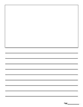 plain of paper to write on the computer plain lined writing paper 3 styles by and lessons tpt
