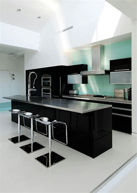 Kitchen Designs With Islands home d 233 cor in black and white my decorative