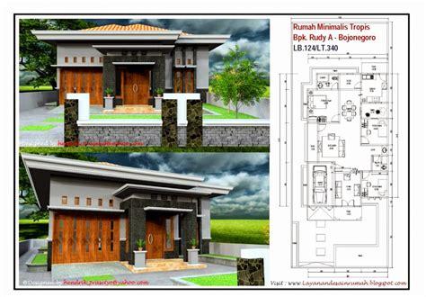 layout rumah desain arsitektur jasa desain rumah design rumah minimalis