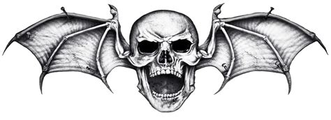deathbat tattoo designs a7x deathbat next