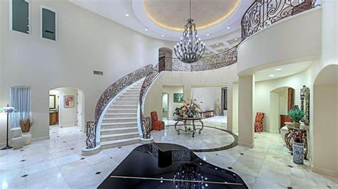 Mike Tyson's Nevada Mansion Listed at $1.5 Million (Tiger