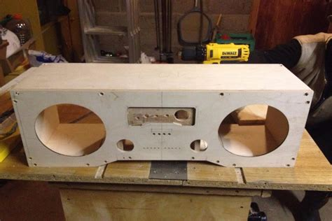 Build Garage Plans How To Build A Diy Bluetooth Boombox Digital Trends