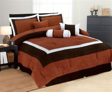 color comforter set rust colored comforters and bedding sets