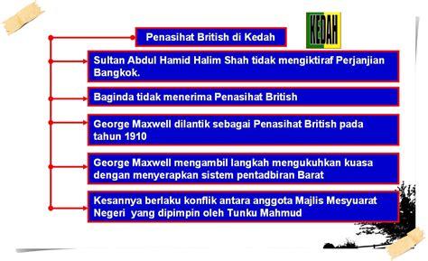 sejarah tingkatan dua penasihat british mengancam