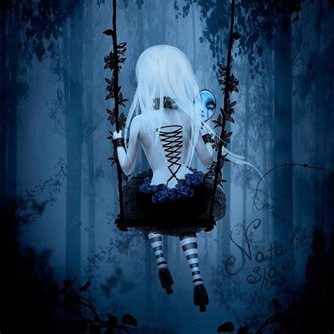 looking for a cousin on a swing wallpapers hd desktop wallpapers free online gothic