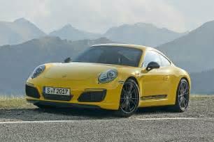 Porsche 911 Bild by Porsche 911 T 2017 Test Bilder Autobild De
