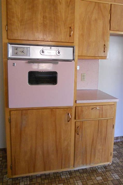 Kitchen Oven Pink american 25 vintage stoves and refrigerators