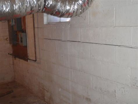dryzone llc photo album fixing a horizontal wall crack