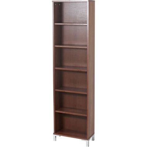 buy tower narrow media storage display shelves
