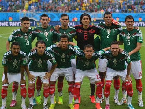 mexico national soccer team 2014 player ratings mexico 1 0 cameroon sports mole