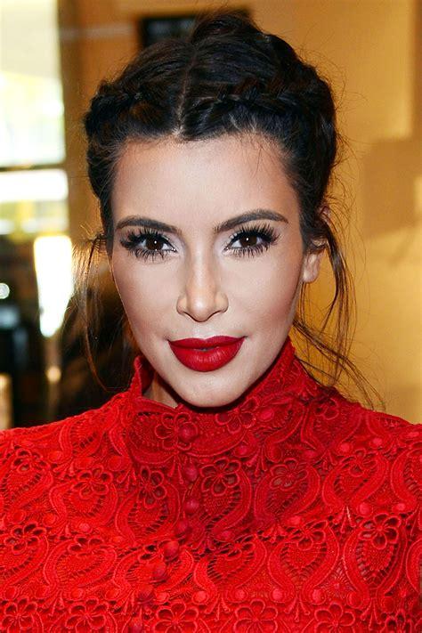 kim k wedding hair kim kardashian celebs media