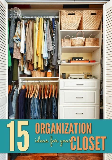 Tips To Organize Your Closet by 17 Best Images About Closets On Closet Organization Closet Organization Tips And