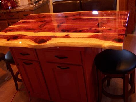 rough cut bar tops 1000 images about live edge islands on pinterest red