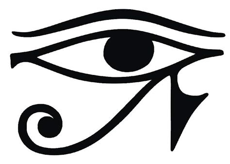 Evil Eye Home Decor by Egyptian Eye Tattoos On Pinterest Egyptian Tattoo Evil
