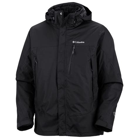 large jackets columbia sportswear lhotse mountain ii omni heat 174 jacket for big and
