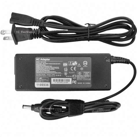 gateway notebook charger gateway nv73a03u nv73a02u laptop ac adapter charger power