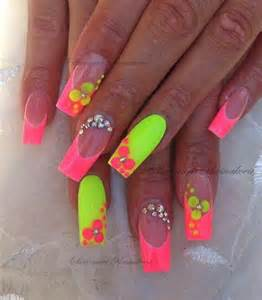 bright color nail designs 2989 best images about everything nails on