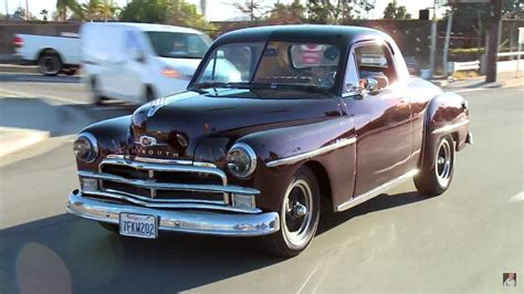ee plymouth leno s garage 1950 plymouth business coupe autondus