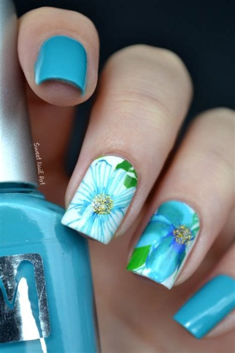 nail fiori passo passo 45 easy flower nail designs for beginners