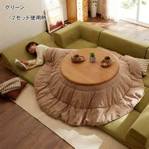 traditional japanese invention kotatsu is a bed a table
