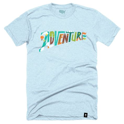 Adventure T Shirt adventure t shirt stately type