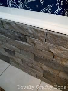 Stone Backsplash Lowes - 187 diy tub surround with airstone