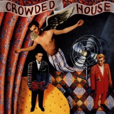 crowded house music crowded house crowded house records vinyl and cds hard to find and out of print