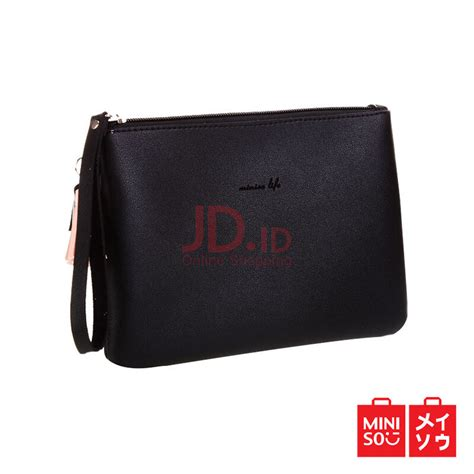 Dompet Miniso jual miniso official dompet clutch bag fashion wanita