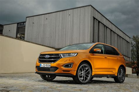 2016 Ford Edge Sport Review by 2016 Ford Edge 2 0 Tdci 210 Sport Review Review Autocar