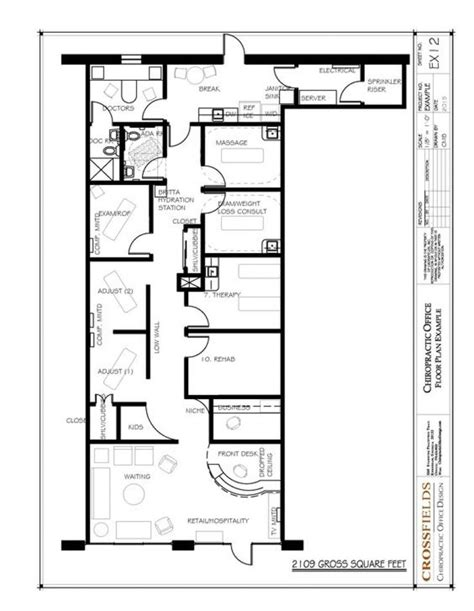 chiropractic office floor plans 1000 ideas about chiropractic office design on pinterest