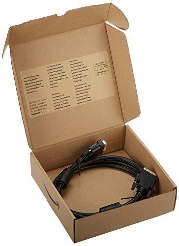 2 meters feet amazonbasics dvi to dvi cable 6 5 feet 2 meters