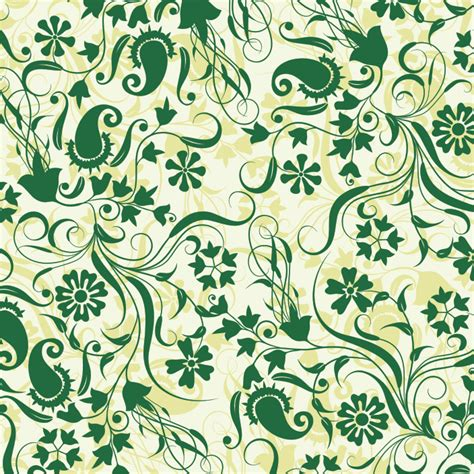 Motif Flower Hijau by 25 Koleksi Batik Hijau Yang Sedang Tren Duabatik