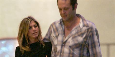 Jen And Vinces Sleepover vince vaughn opens up about dating aniston huffpost