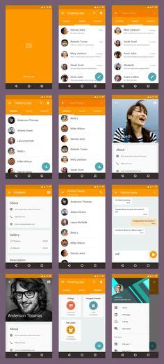 mobile layout design exles in tune with nature mobile quiz on app design served ui