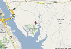 new bern nc map of carolina map of fairfield harbour resort new bern