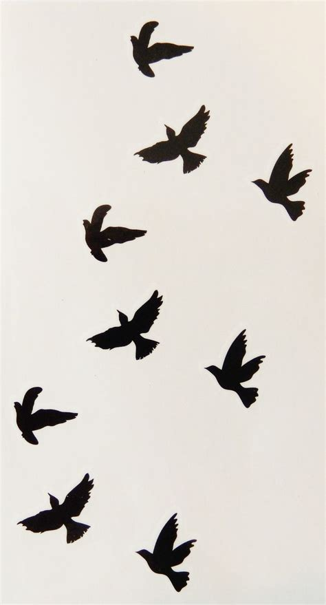 bird silhouette tattoo bird silhouette www imgkid the image kid