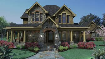 Large Front Porch House Plans by Dream Homes On Pinterest