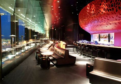 mandalay bay top floor bar mix lounge at mandalay bay hours address events