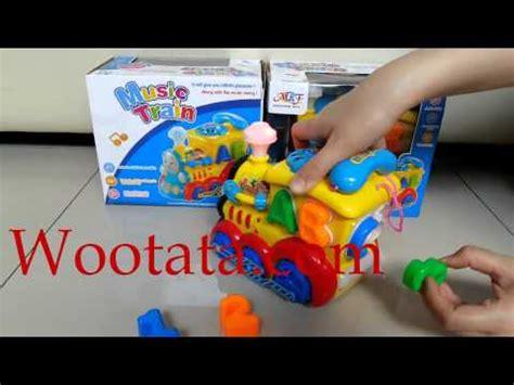 Mainan Kereta Api Princes kerajinan tangan mainan balita kereta api dari k