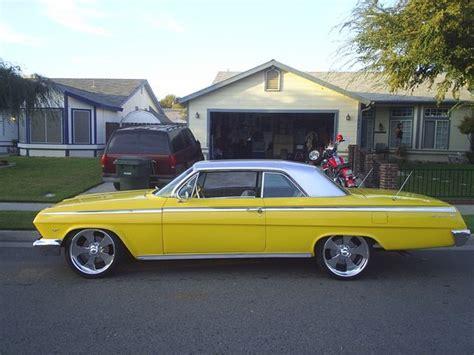 1962 chevy impala specs kennyl61 1962 chevrolet impala specs photos modification
