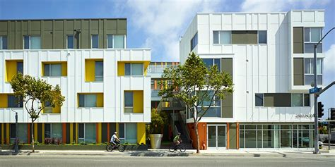 santa monica section 8 housing list 2802 pico housing moore ruble yudell architects planners