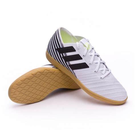 imagenes de zapatos adidas futbol sala zapatilla adidas nemeziz 17 4 in sala ni 241 o white core