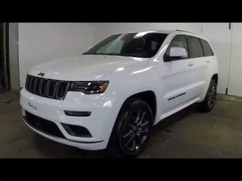 jeep altitude 2018 2018 new jeep grand cherokee high altitude youtube