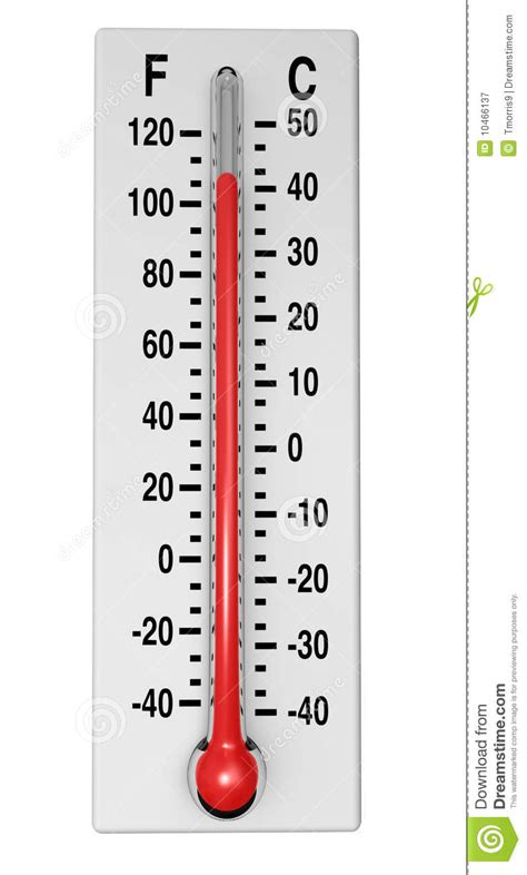 how to measure temperature in a room classic thermometer royalty free stock photography image 10466137