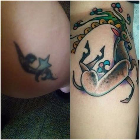 tattoo quiz buzzfeed 24 tattoo cover up before and afters that prove ink isn t