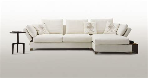 modern comfortable sectional comfortable bayview contemporary sectional w extra padded