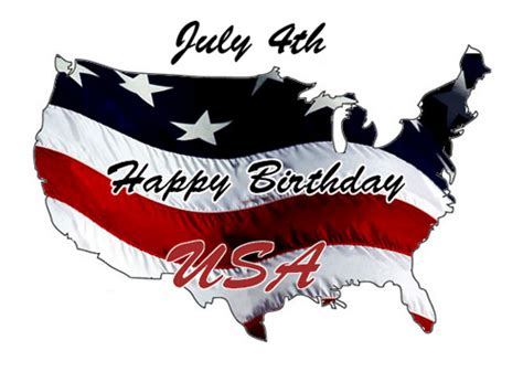 happy 4th of july birthday clip art 4th of july clipart