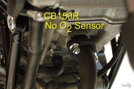 Alarm Motor Cb150r honda cb150r streetfire pun tanpa sensor o2 ber injeksi