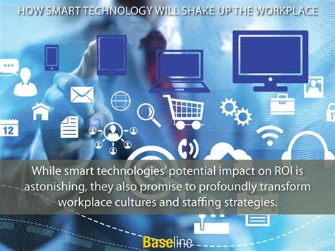 smart tecnology how smart technology will shake up the workplace