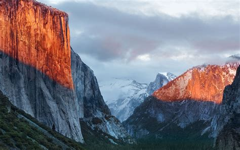 Wallpaper Macbook El Capitan | official os x el capitan wallpaper for iphone ipad desktop